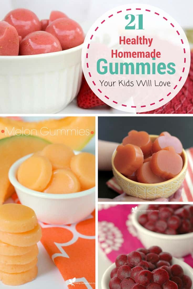 All of my kids love gummies. It doesn't matter if it's gummy bears, gummy worms or any kind of gummy snack. Luckily you can easily make homemade gummies that are SO much healthier. Put your hands together for DIY gummies!