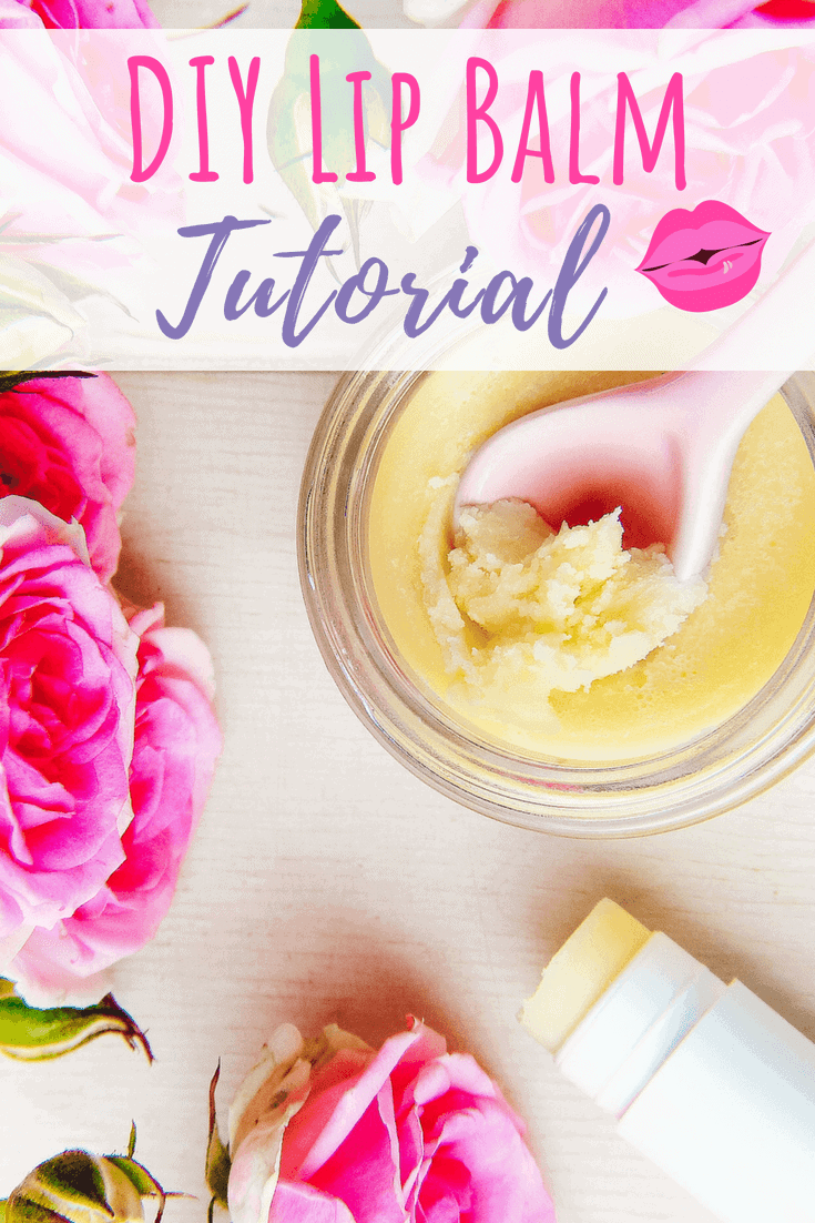 When you learn to make your own homemade lip balm something wonderful happens! You can stop reading labels and know you're using a truly natural and safe product on your lips. #DIY #essentialoils #nontoxicDIY