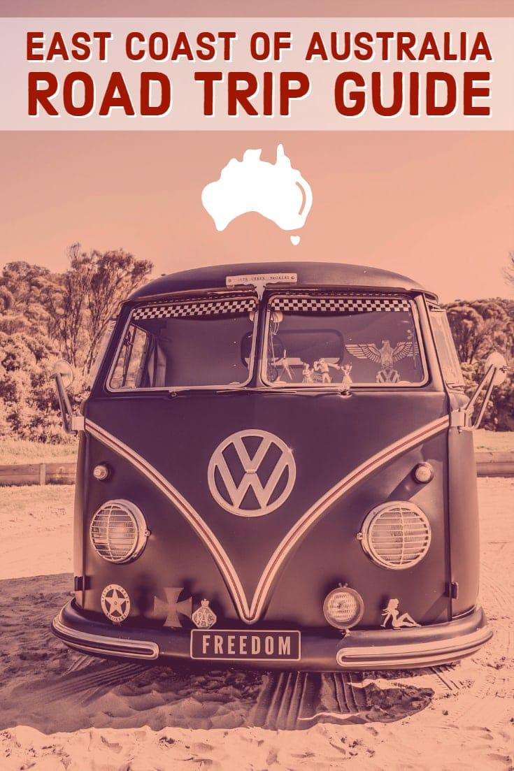East coast of Australia road trip guide