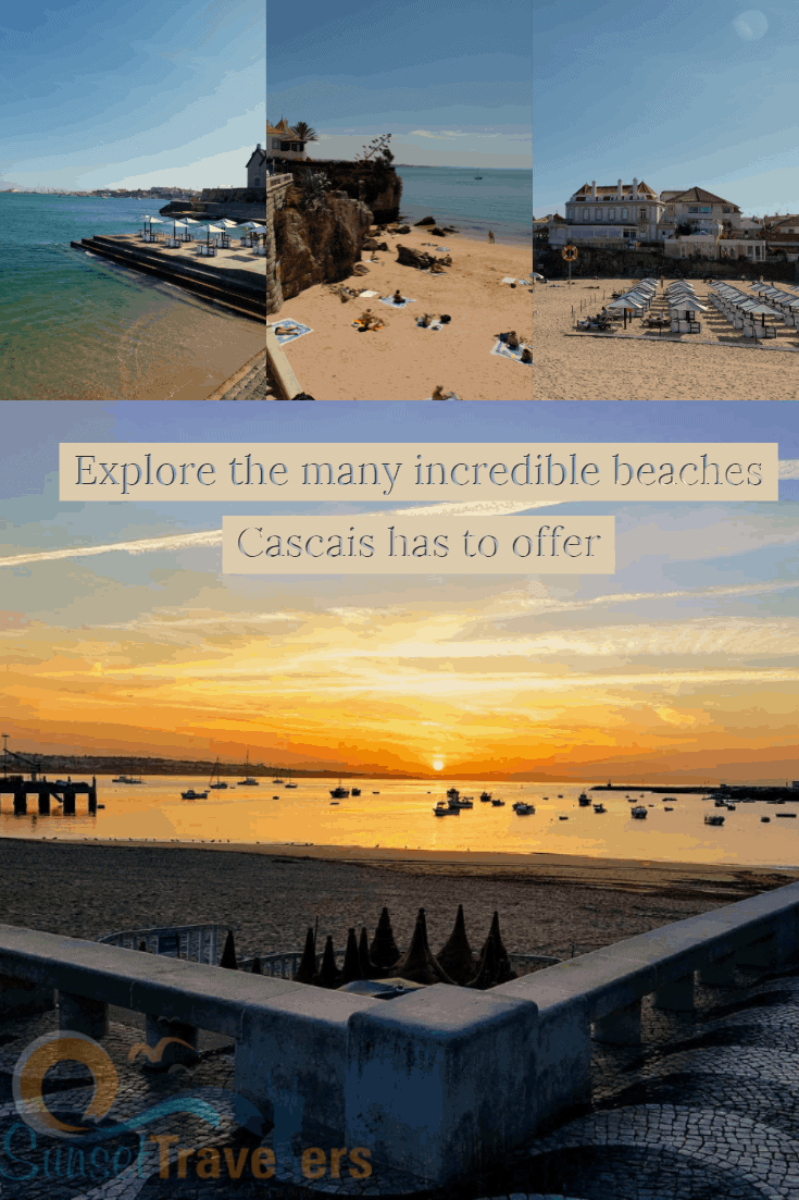 Selection of incredible beaches in Cascais. #lisbon #cascais #holiday #beach