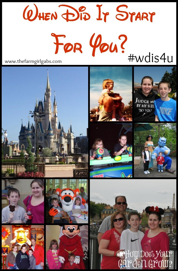 When did your Disney fandom begin? Do you remember the first time Disney made your heart sing? The instant when you first fell in love with the magic and became a Disney fan for life? D23's When Did It Start For You? celebrates the fan in all of us by capturing those very special, deeply personal moments when Disney changed our lives forever. #wdisfu #disneyside