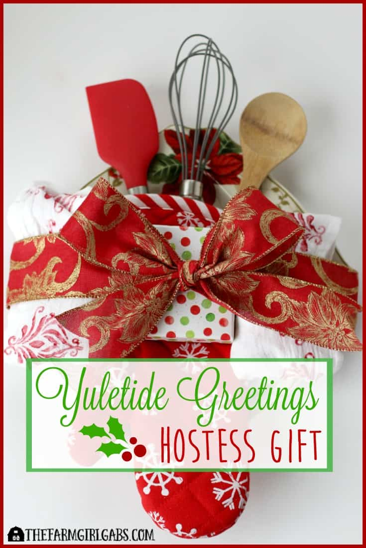 The holiday season is here. This Yuletide Greetings Hostess Gift is the perfect present to bring to someone's house during the holiday season. #Ad #HolidayMoments @Costco