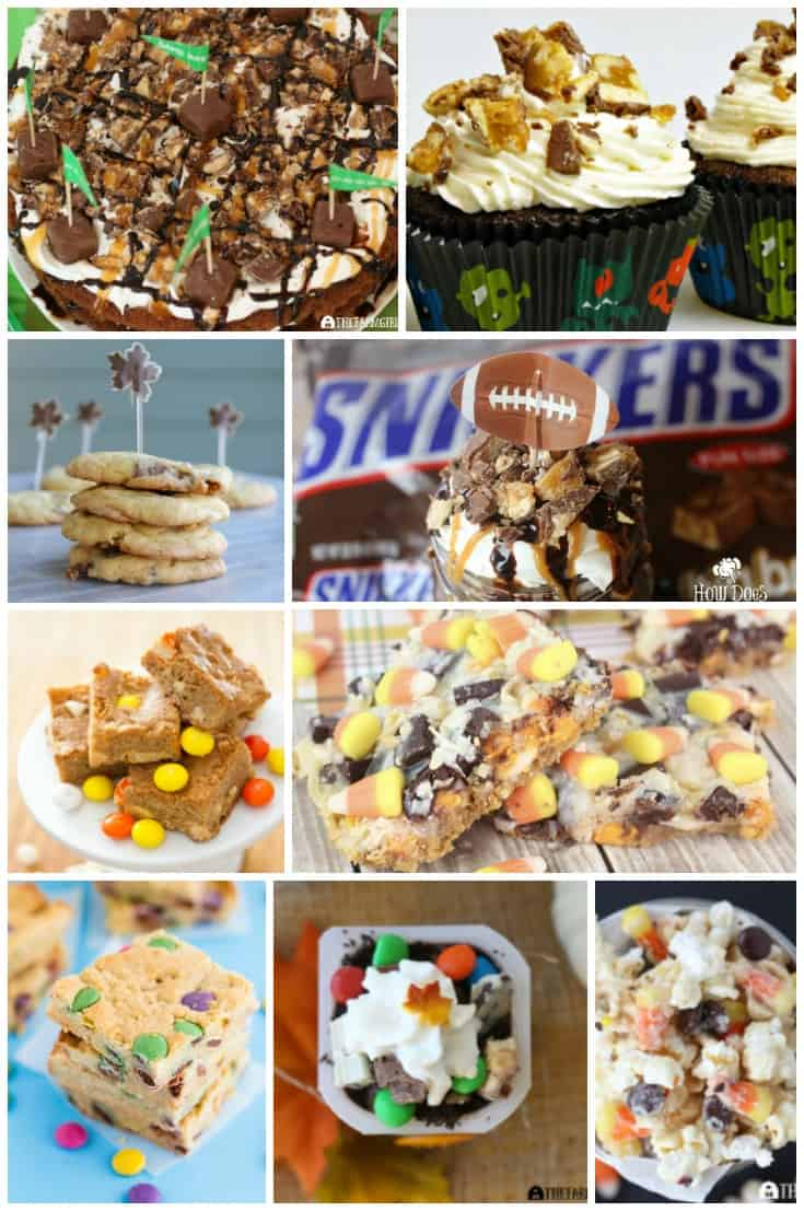 Here are some fun and delicious Recipes To Make With Leftover Halloween Candy.
