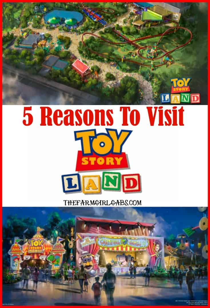 Travel to Infinity and Beyond with these 5 Reasons Why You Need To Visit Toy Story Land This Summer! #ToyStoryLand #WaltDisneyWorld #Travel #FamilyTravel #Disney #ToyStory