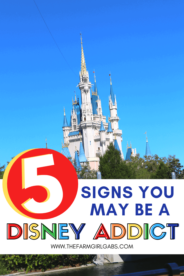 I've put together a super serious ultra scientific group of questions to help determine what we already know... You are Totally a Walt Disney World addict! If you love all things Disney, Walt Disney World or Disneyland, then these signs may apply to you. If you love to share helpful Disney planning tips to anyone that will listen, then you are definitely a Disney fan. #disneytips #disneypackinglist #waltdisneyworld