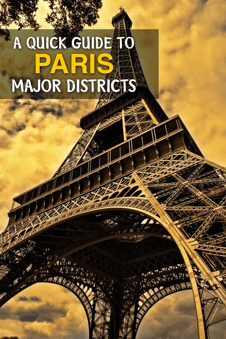 What to do in Paris - A quick guide to Paris and its main attractions
