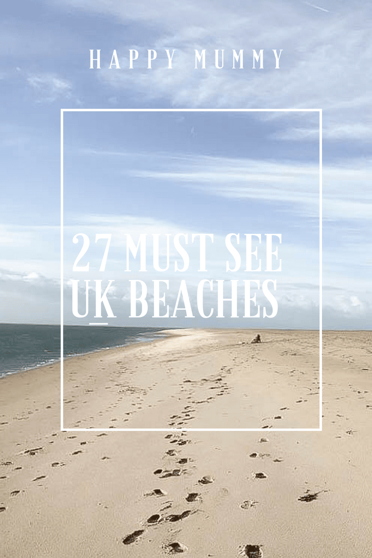 27 MUST SEE UK BEACHES