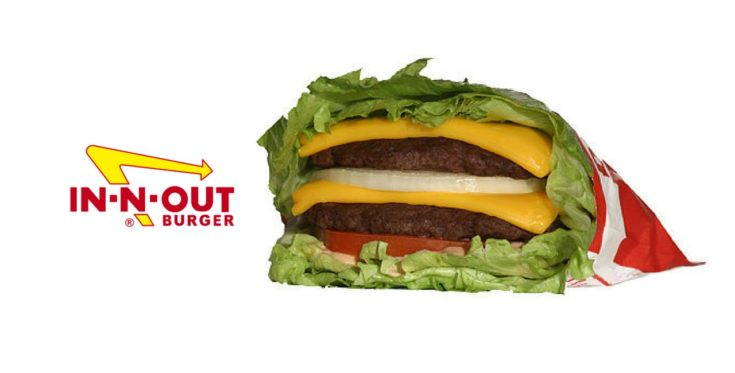 Best KETO Fast Food - In N Out Burger