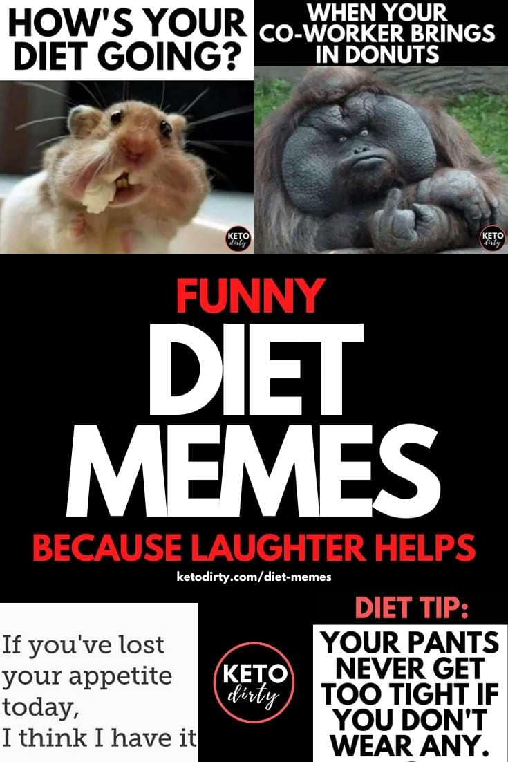 memes about dieting