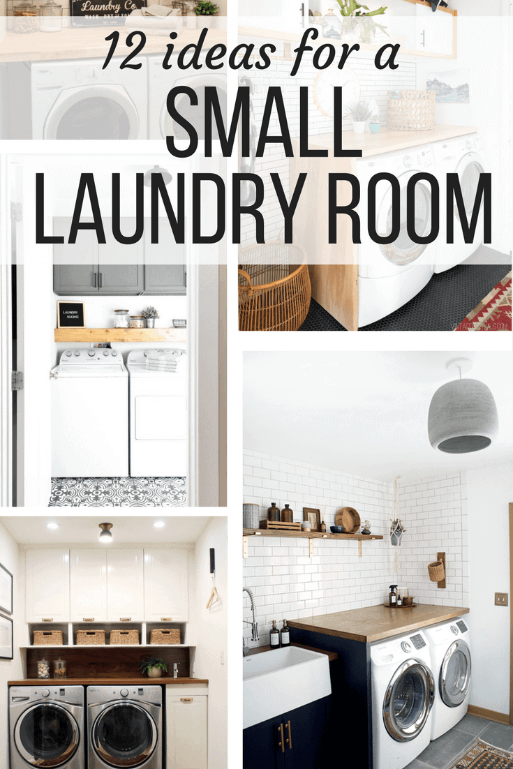 12 Inspiring Small Laundry Room Ideas Love Renovations