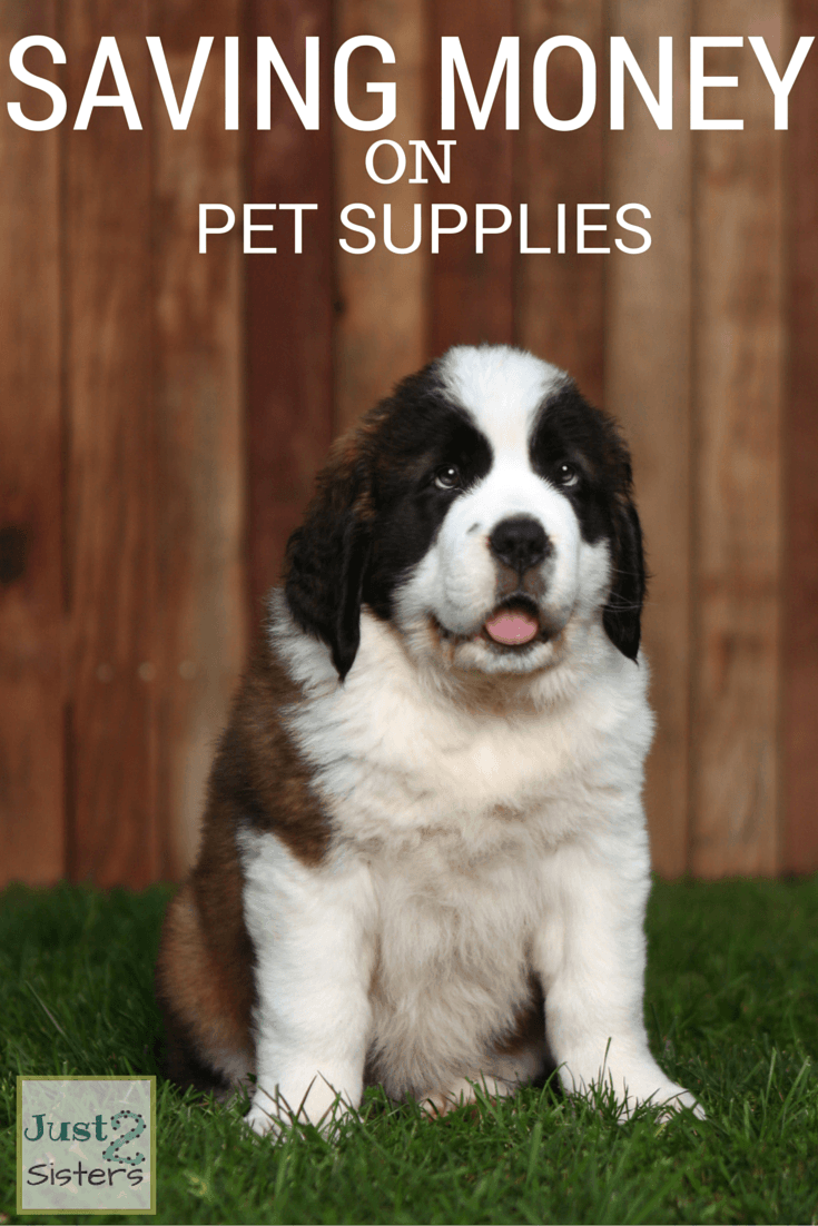 Saving Money On Pet Supplies