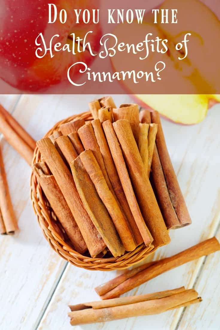 What are the health benefits of cinnamon? Cinnamon isn't just for baking and putting a delectable scent in the air, it's packed full of health benefits.