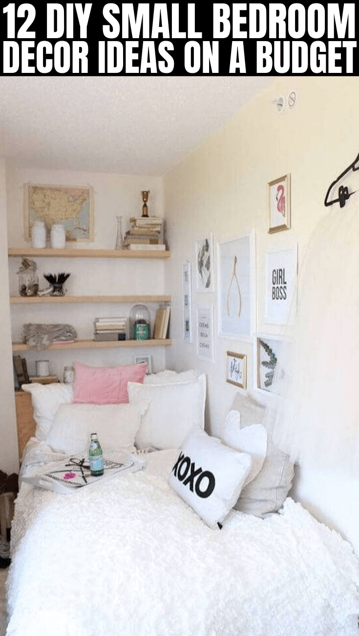12 Diy Home Décor On A Budget Bedroom Small E House Tips