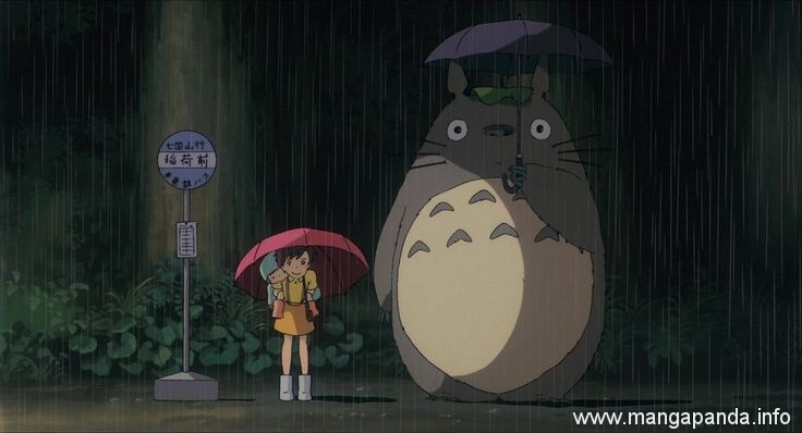 18 My Neighbor Totoro Mashups That'll Hit You With Nostalgia