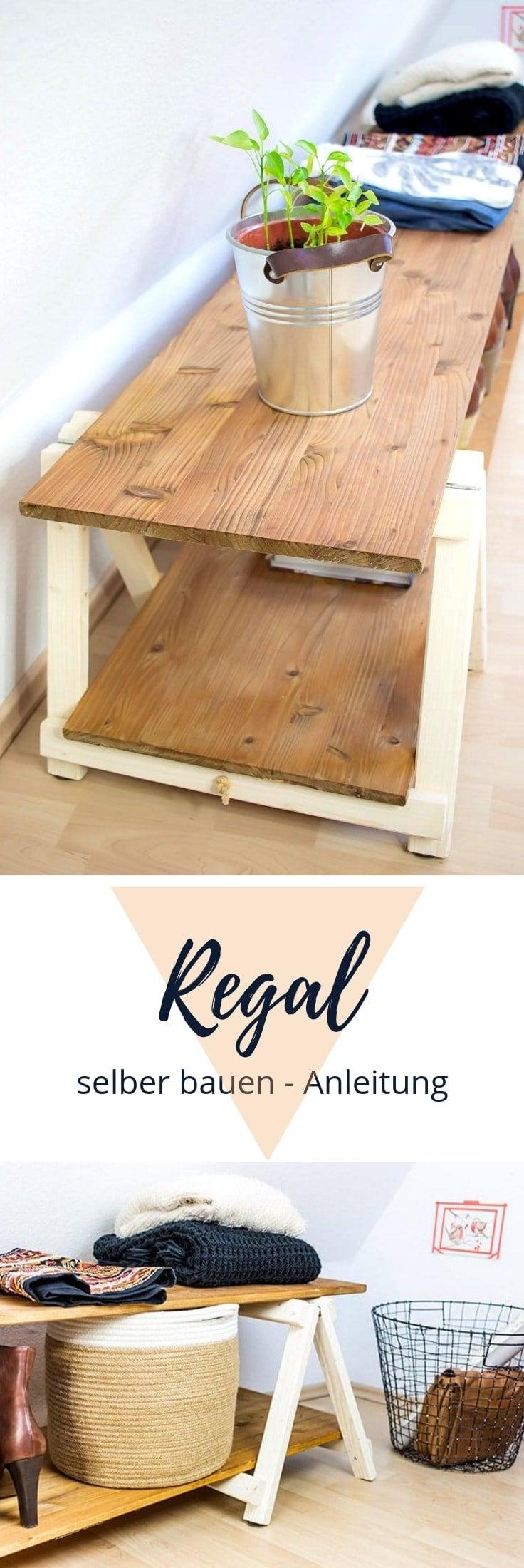 DIY Regal Anleitung
