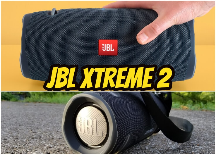 review jbl xtreme 2
