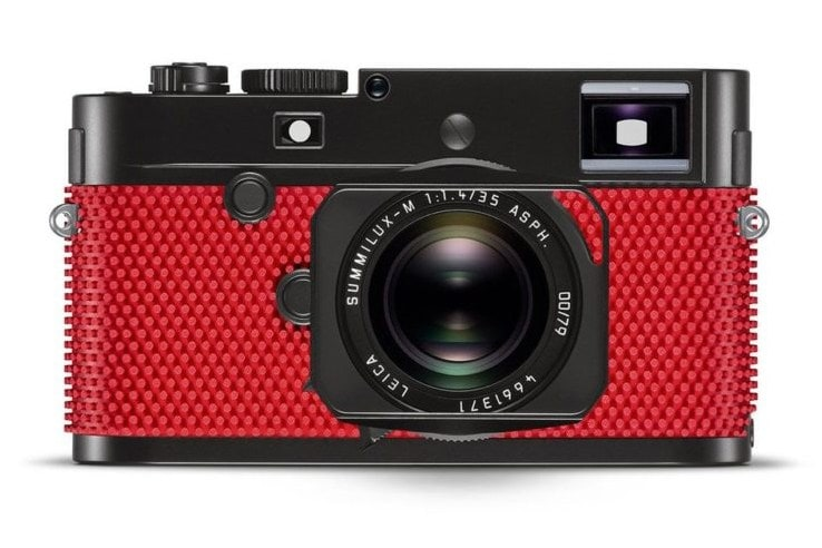 Leica M-P (Typ 240) 'grip' by Rolf Sachs Set