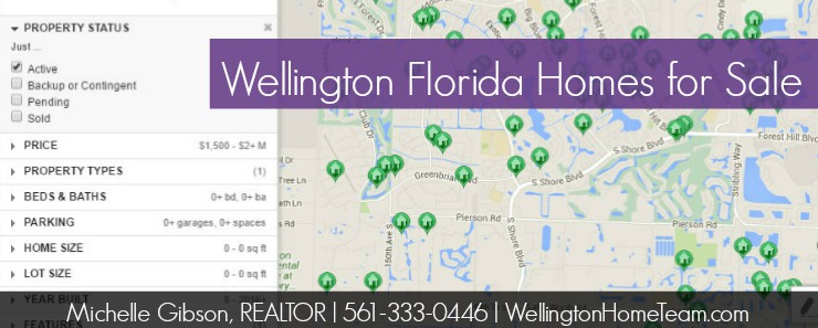 Wellington Florida Homes for Rent - Search Homes for Sale in Wellington Florida