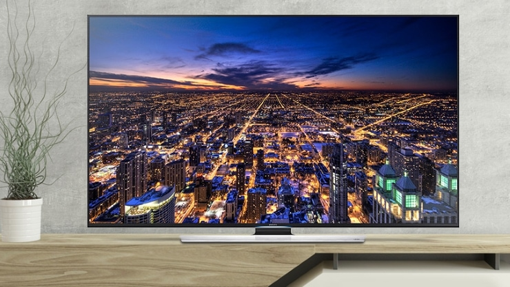 Ultra HD 4K TV's