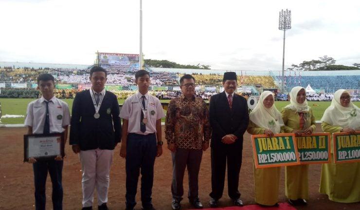 Kenaikan Indeks Prestasi, Kemenag Kabupaten Malang Perkuat Madrasah
