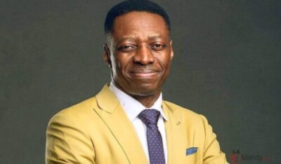 Pastor Sam Adeyemi Share Inspirational Message For Nigerian Youth