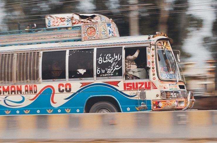 I Pakistan efter 24 år 24