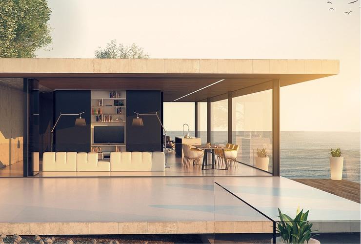 Architecture-kavarna-house-design