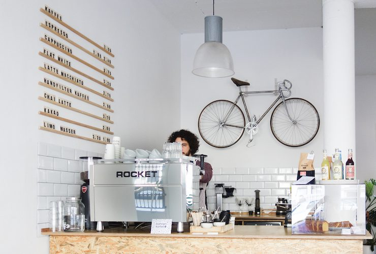 Support your local Coffee Shop – Das Bohnenkartell in Essen