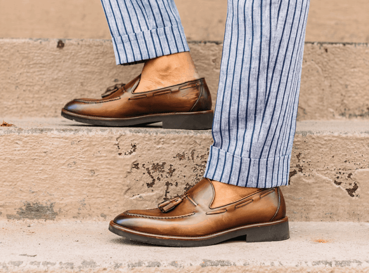 Johnston & Murphy Loafer Giveaway