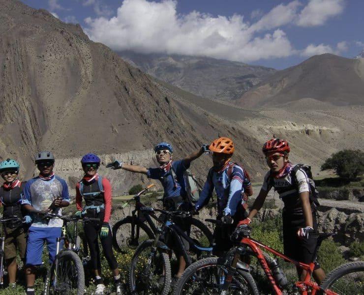 Biking Tour in Nepal