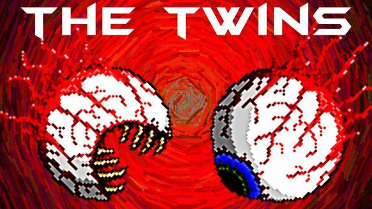 Terraria the Twins