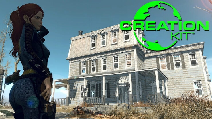 Fallout 4: GECK is Out! - Garden of Eden Creation Kit