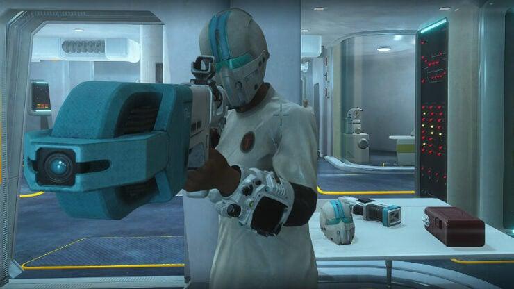 Fallout 4 The Institute
