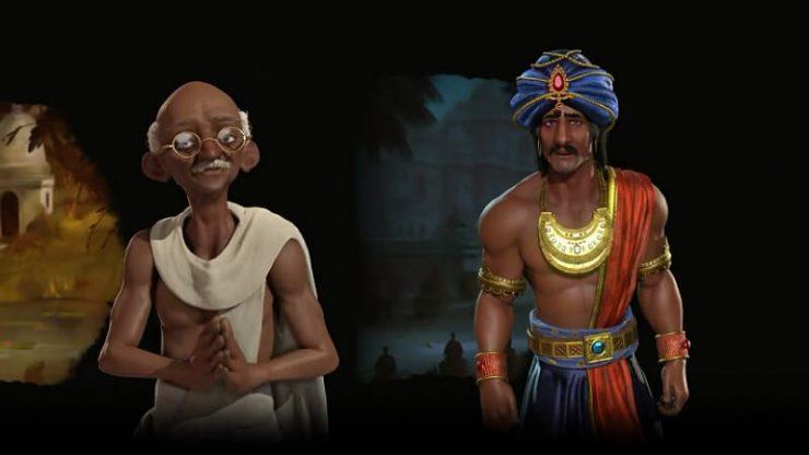 Civilization 6 India