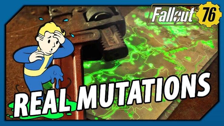 Fallout 76 Mutations