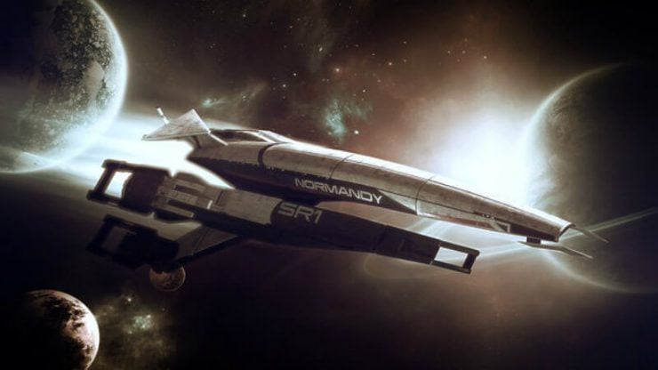 Mass Effect Scan the Keepers