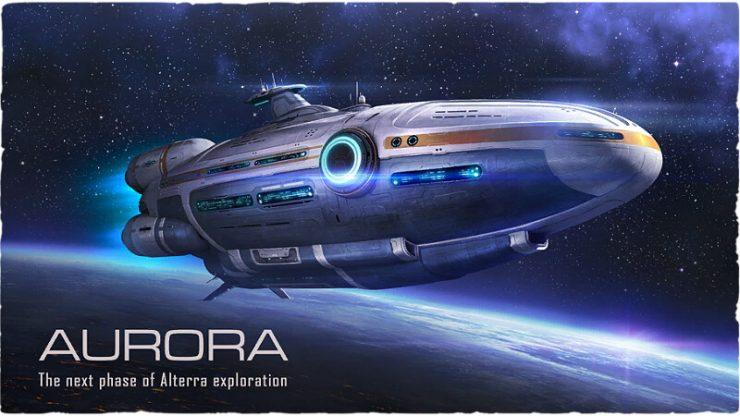 Subnautica Aurora