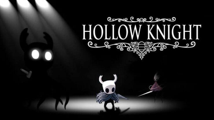 Hollow Knight Progression