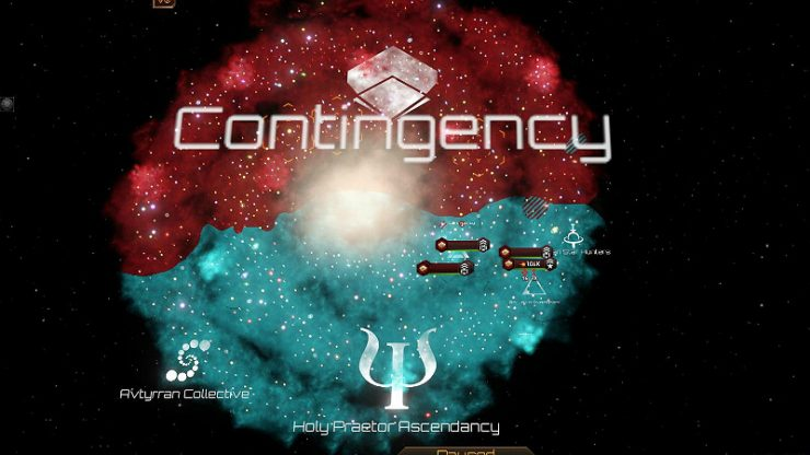 Stellaris Contingency