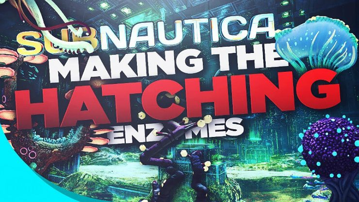 Subnautica Hatching Enzyme