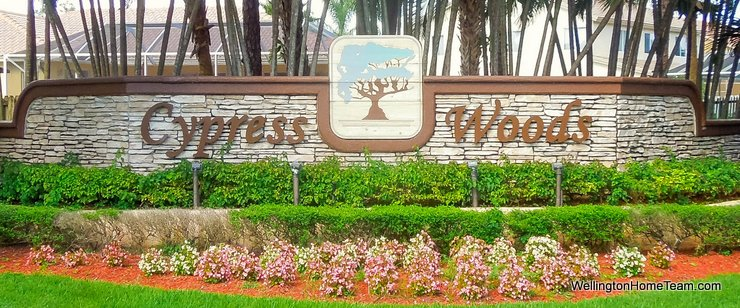 Cypress Woods Lake Worth Florida Real Estate & Homes for Sale