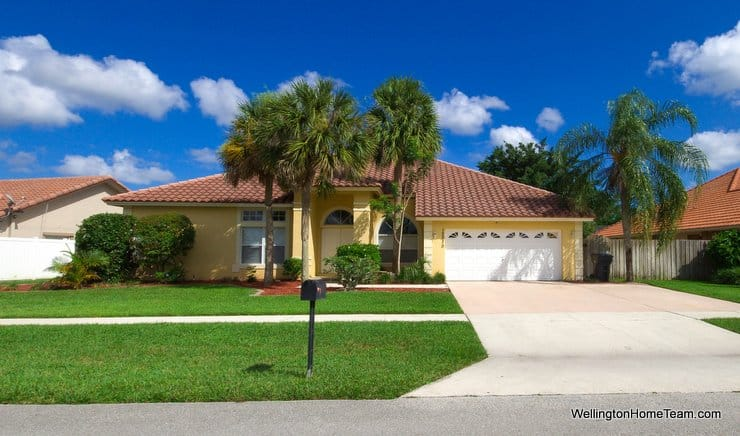 Greenview Shores Homes for Sale in Wellington Florida