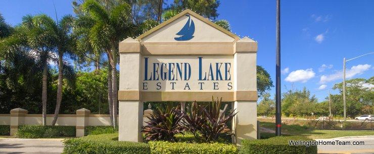 Legend Lake Estates Lake Worth Florida Real Estate and Homes for Sale