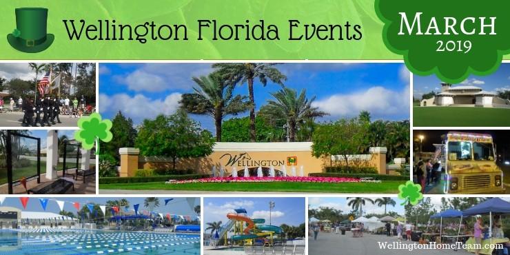 Wellington Florida Events March 2019
