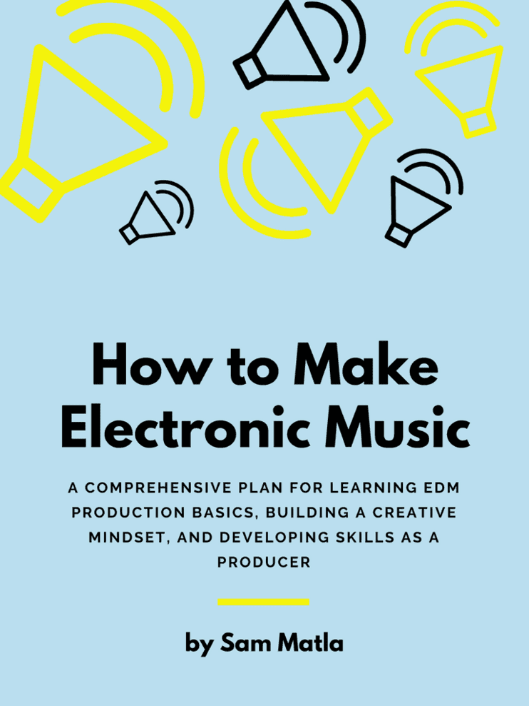 How To Make Electronic Music Book Cover