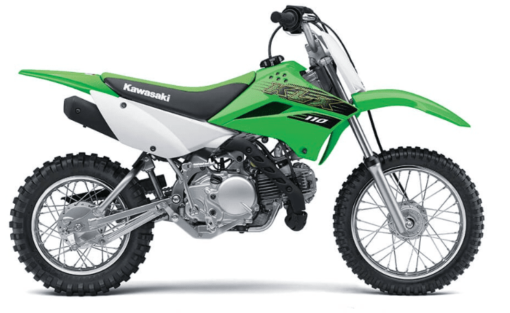2020 KLX110