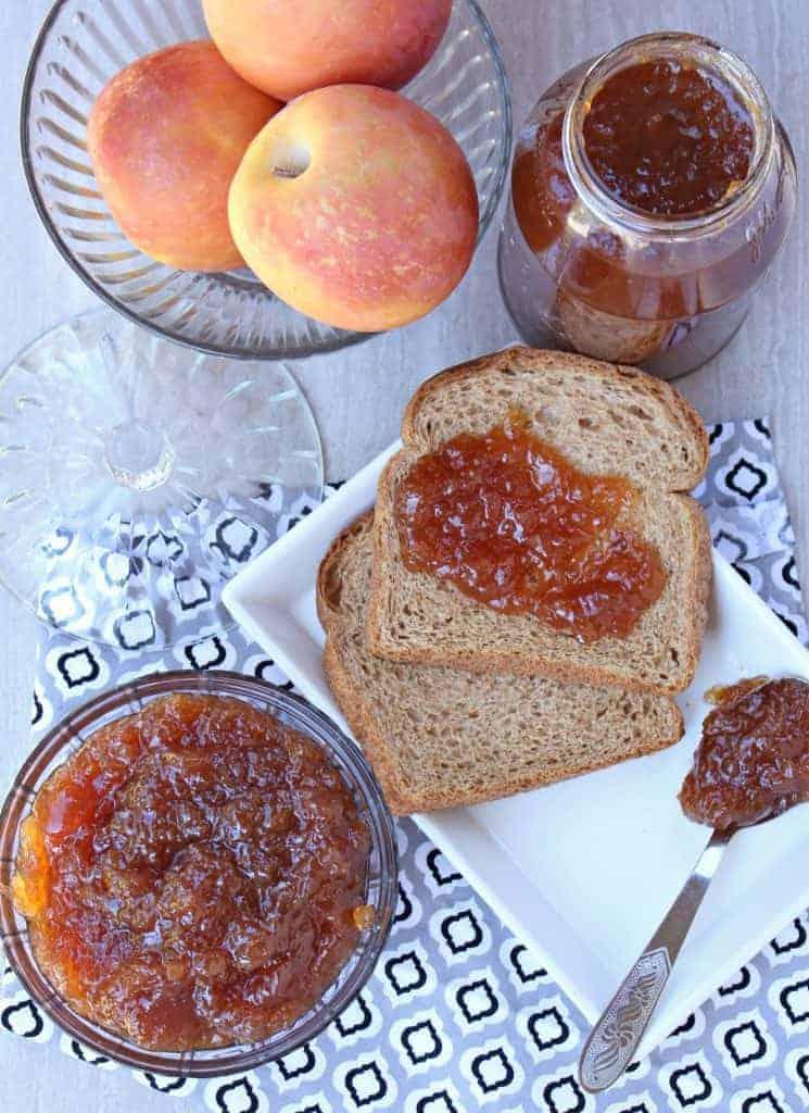 Spiced Apple Jam