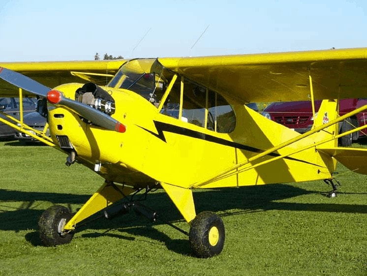Piper J3 Cub - Planta para Download