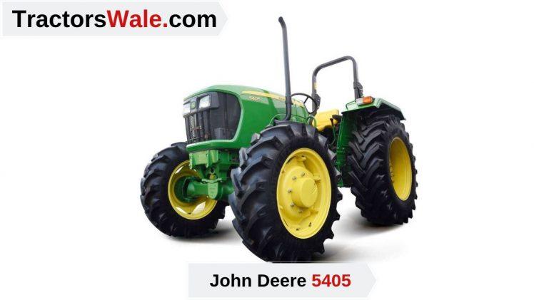 John Deere 5405 Tractor Price specifications – John Deere Tractor