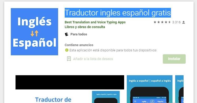 Mejores aplicaciones móviles para traducir inglés - CQ Traducciones